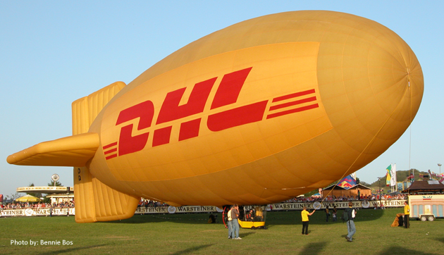 DHL Thermal Airship