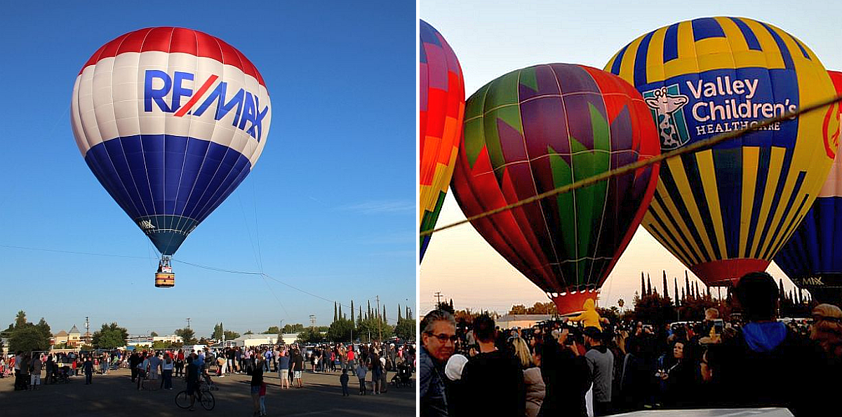 RE/MAX Balloon and Valley Children's Balloon - © Cheers Over California, Inc